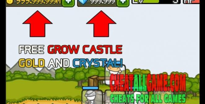 Grow Castle Hack 2019, The Best Hack Tool To Get Free Crystals