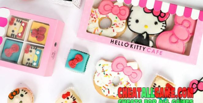 Hello Kitty Cafe Hack 2019, The Best Hack Tool To Get Free Points