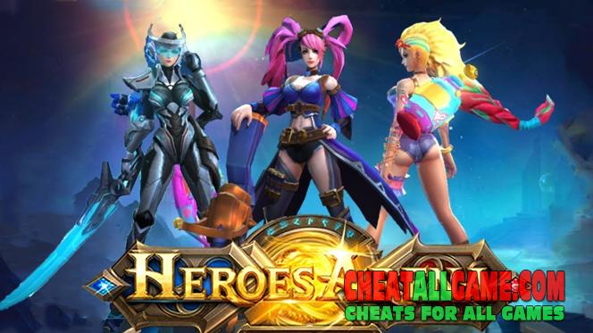 Heroes Arena Hack 2019, The Best Hack Tool To Get Free Diamonds
