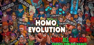 Homo Evolution Hack 2020, The Best Hack Tool To Get Free Gems