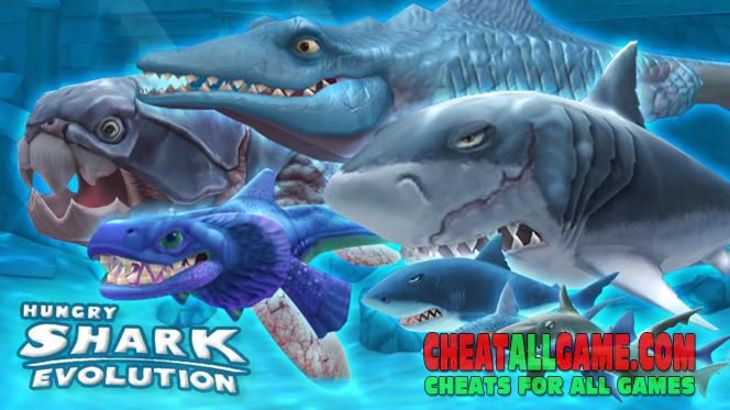 Hungry Shark Evolution Hack 2019, The Best Hack Tool To Get Free Gems