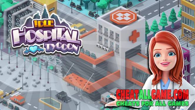 Idle Hospital Tycoon Hack 2021, The Best Hack Tool To Get Free Gems