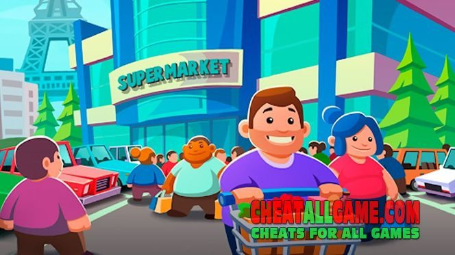 Idle Supermarket Tycoon Hack 2019, The Best Hack Tool To Get Free Gems