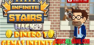 Infinite Stairs Hack 2020, The Best Hack Tool To Get Free Gems