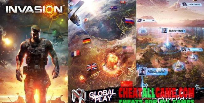 Invasion: Modern Empire Hack 2020, The Best Hack Tool To Get Free Diamonds