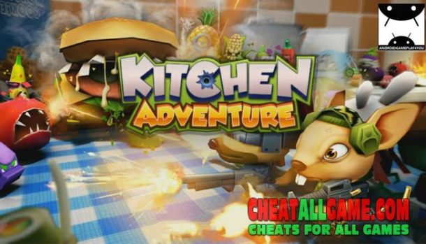 Kitchen Adventure 3D Hack 2020, The Best Hack Tool To Get Free Gems