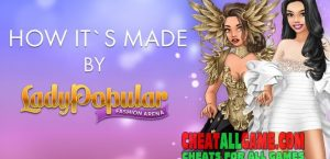 Lady Popular Fashion Arena Hack 2019, The Best Hack Tool To Get Free Diamonds