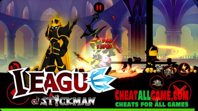 League Of Stickman Hack 2019, The Best Hack Tool To Get Free Gems