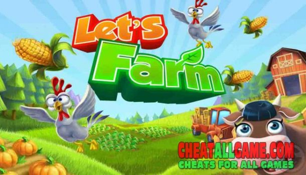 Lets Farm Hack 2019, The Best Hack Tool To Get Free Diamond