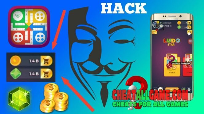 Ludo Star Hack 2019, The Best Hack Tool To Get Free Gems