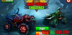 Mad Truck Challenge Racing Hack 2020, The Best Hack Tool To Get Free Coins