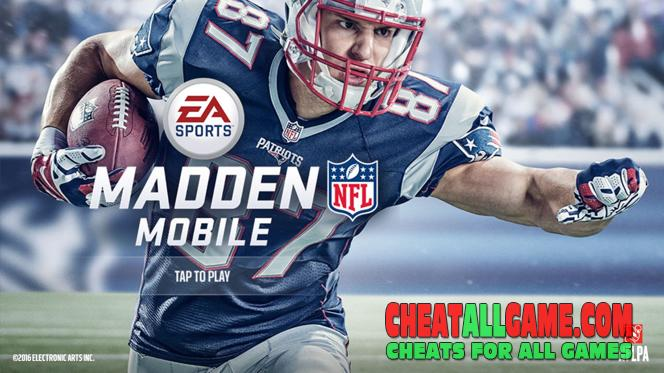 Madden Mobile Hack 2019, The Best Hack Tool To Get Free Gems