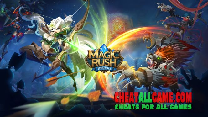 Magic Rush Heroes Hack 2019, The Best Hack Tool To Get Free Diamonds