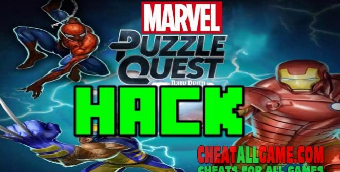 Marvel Puzzle Quest Hack 2019, The Best Hack Tool To Get Free Iso8