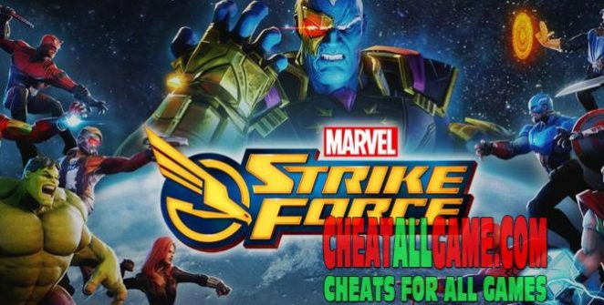 Marvel Strike Force Hack 2019, The Best Hack Tool To Get Free Power Cores