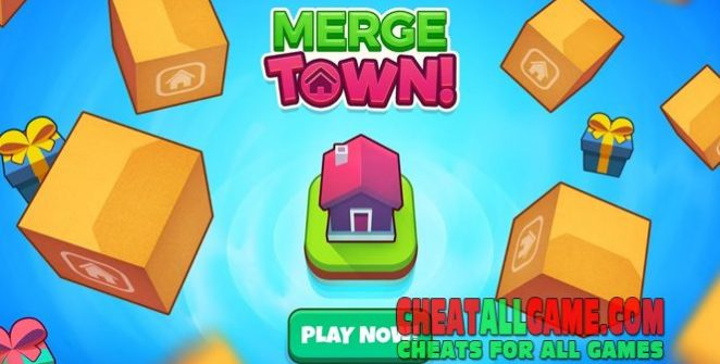 Merge Town Hack 2020, The Best Hack Tool To Get Free Coins