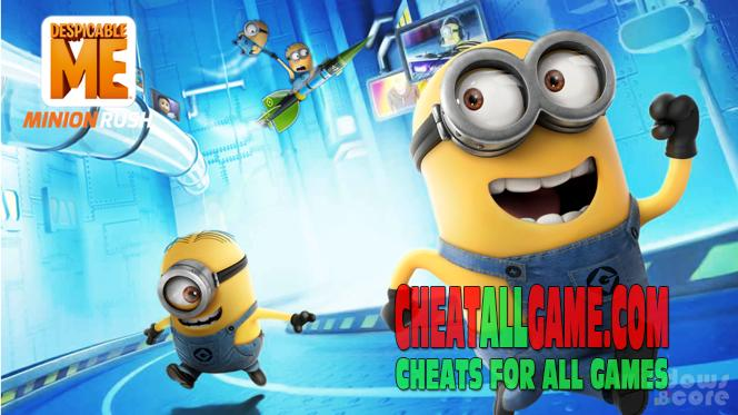 Minion Rush Hack 2019, The Best Hack Tool To Get Free Tokens - Cheat All Game