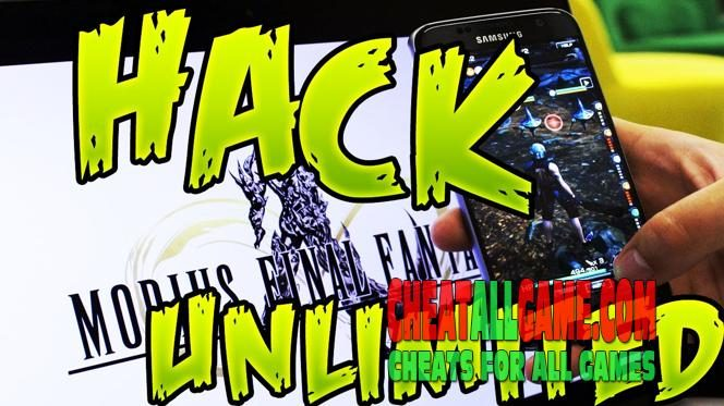 Mobius Final Fantasy Hack 2019, The Best Hack Tool To Get Free Magicite montant
