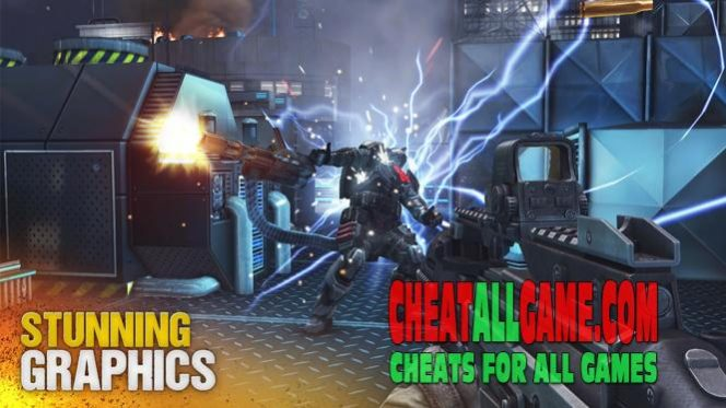 Modern Combat 5 Hack 2019, The Best Hack Tool To Get Free Credits