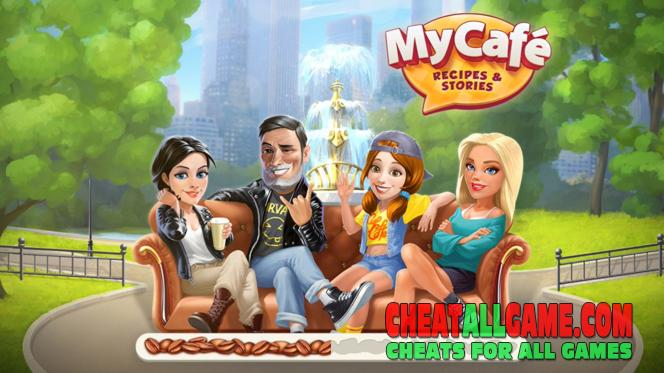My Cafe Recipes And Stories Hack 2019, The Best Hack Tool To Get Free Gems