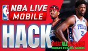 Nba Live Mobile Basketball Hack 2020, The Best Hack Tool To Get Free Cash