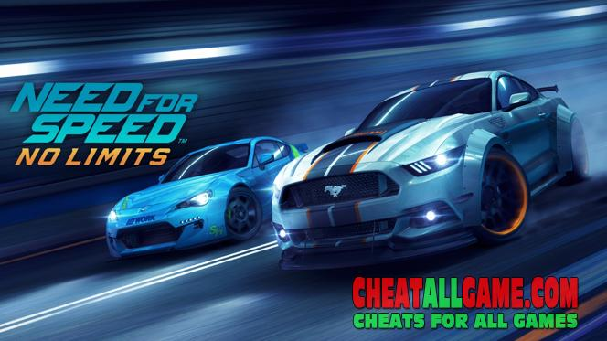 Need For Speed No Limits Hack 2019, The Best Hack Tool To Get Free Cash