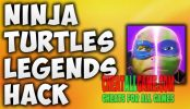 Ninja Turtles Legends Hack 2019, The Best Hack Tool To Get Free Greenbacks