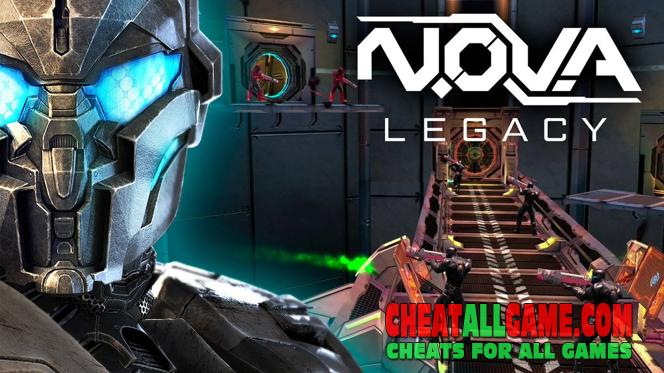 Nova Legacy Hack 2019, The Best Hack Tool To Get Free Trilithium