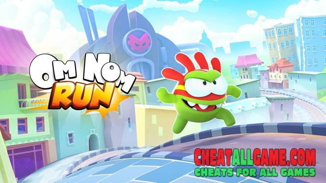 Om Nom Run Hack 2020, The Best Hack Tool To Get Free Coins