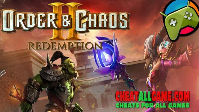 Order & Chaos 2 Redemption Hack 2019, The Best Hack Tool To Get Free Runes