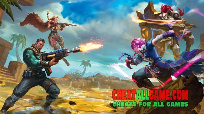 Paladins Strike Hack 2019, The Best Hack Tool To Get Free Crystals