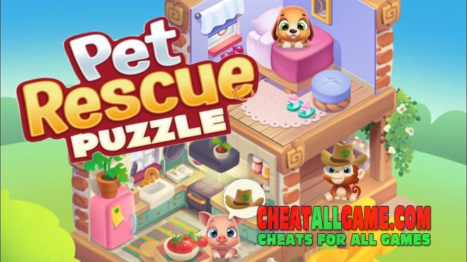 Pet Rescue Puzzle Saga Hack 2019, The Best Hack Tool To Get Free Gold