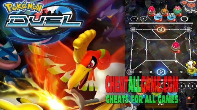 Pokemon Duel Hack 2019, The Best Hack Tool To Get Free Gems
