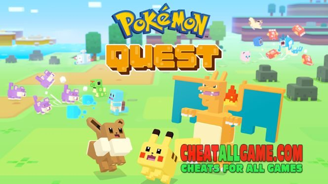 Pokemon Quest Hack 2019, The Best Hack Tool To Get Free Tickets