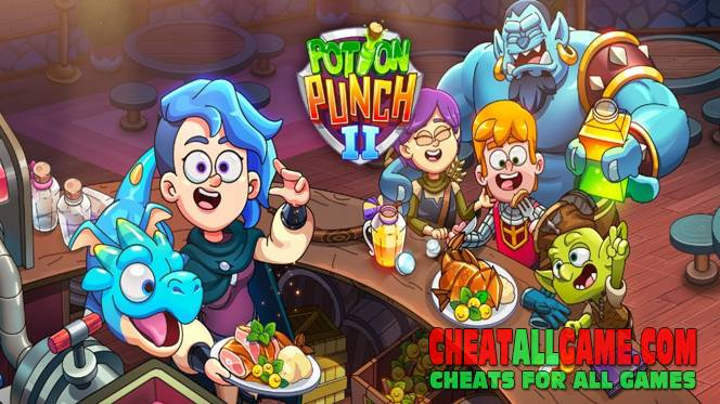 Potion Punch 2 Hack 2020, The Best Hack Tool To Get Free Gems