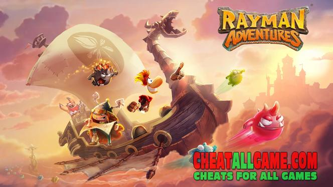 Rayman Adventures Hack 2019, The Best Hack Tool To Get Free Gems
