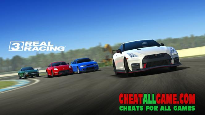 Real Racing 3 Hack 2019, The Best Hack Tool To Get Free Cash