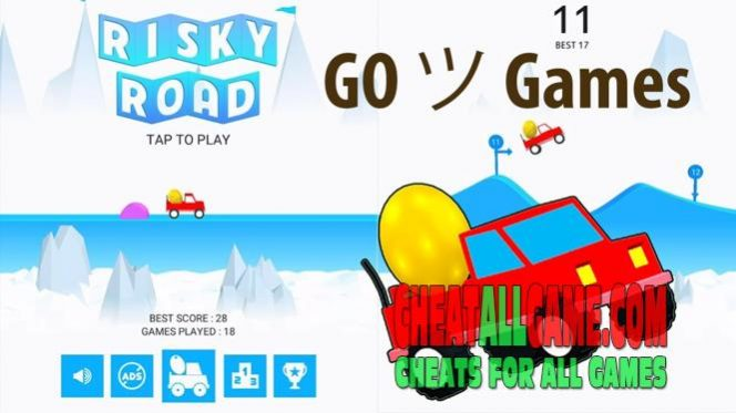 Risky Road Hack 2019, The Best Hack Tool To Get Free Coins