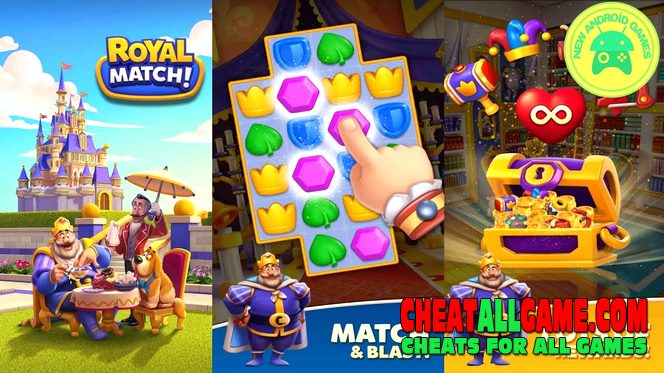 Royal Match Hack 2021, The Best Hack Tool To Get Free Coins