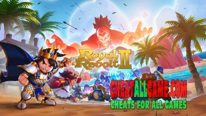 Royal Revolt 2 Hack 2019, The Best Hack Tool To Get Free Gems