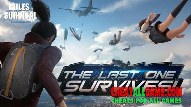 Rules Of Survival Hack 2019, The Best Hack Tool To Get Free Gems