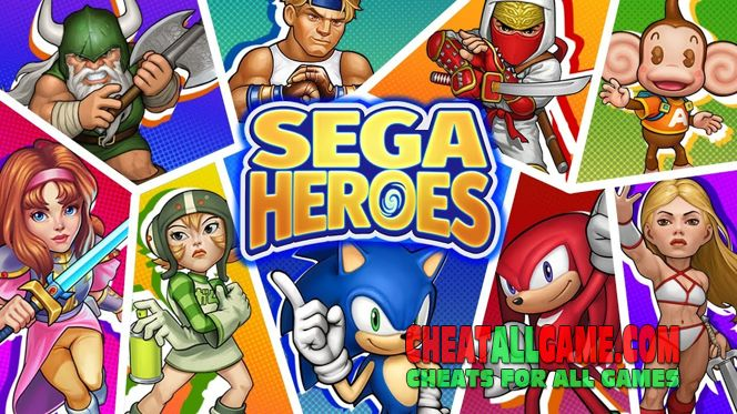 Sega Heroes Hack 2019, The Best Hack Tool To Get Free Gems