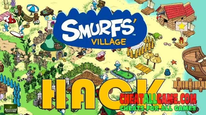 Smurfs Village Hack 2019, The Best Hack Tool To Get Free Smurfberries