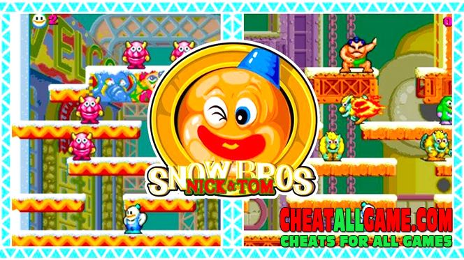 Snow Bros. Classic Hack 2021, The Best Hack Tool To Get Free Diamonds