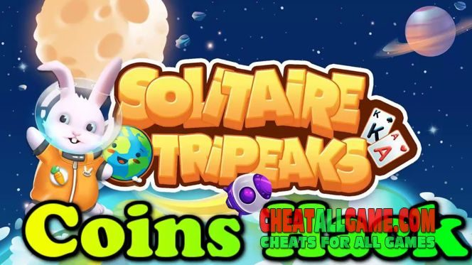 Solitaire Tripeaks Hack 2019, The Best Hack Tool To Get Free Coins