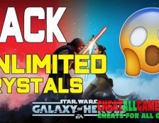 Star Wars Galaxy Of Heroes Hack 2020, The Best Hack Tool To Get Free Crystals
