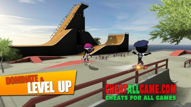 Stickman Skate Battle Hack 2019, The Best Hack Tool To Get Free Cash