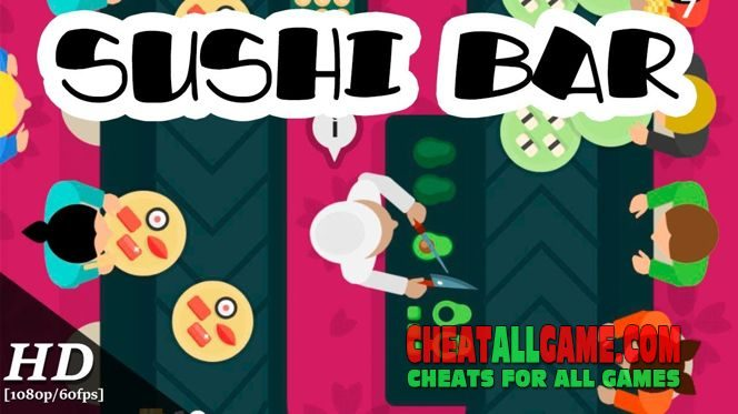 Sushi Bar Hack 2019, The Best Hack Tool To Get Free Coins