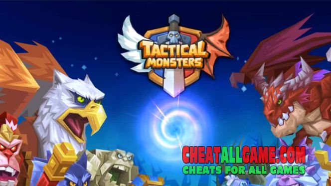 Tactical Monsters Rumble Arena Hack 2019, The Best Hack Tool To Get Free Gems
