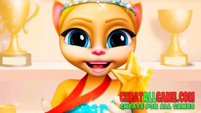 Talking Cat Emma My Ballerina Hack 2020, The Best Hack Tool To Get Free Gems